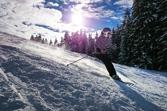Why Skiing Is Good For You